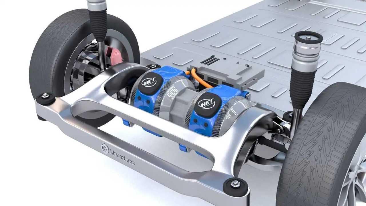Doğrusal Laboratuvarlar, Devrim niteliğinde bir Direct-Drive Motorlu HET'i Sunuyor