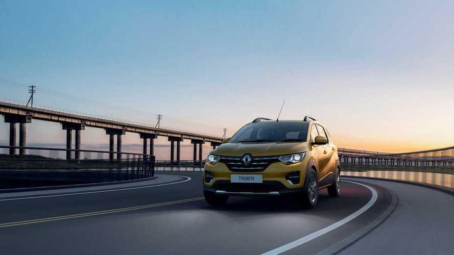 Triber, la nouvelle Renault pour les familles nombreuses en Inde