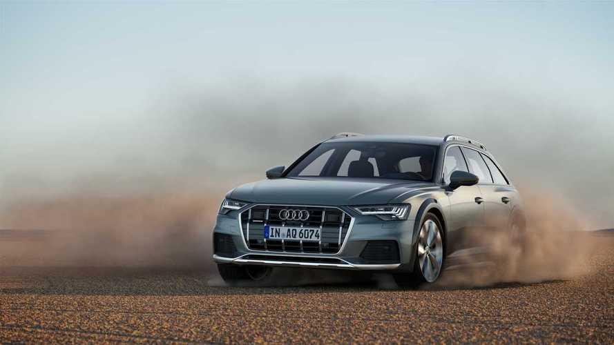 Szintet lépve mutatkozott be az új Audi A6 Allroad