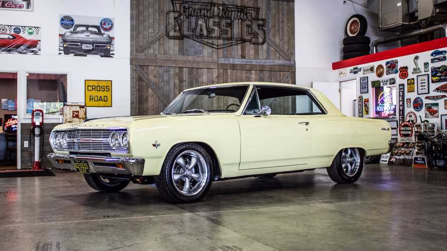 Modern LSA Engine Powers This 1965 Chevelle SS