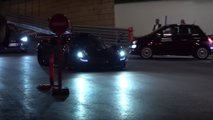 Lewis Hamilton ve Zonda 760LH