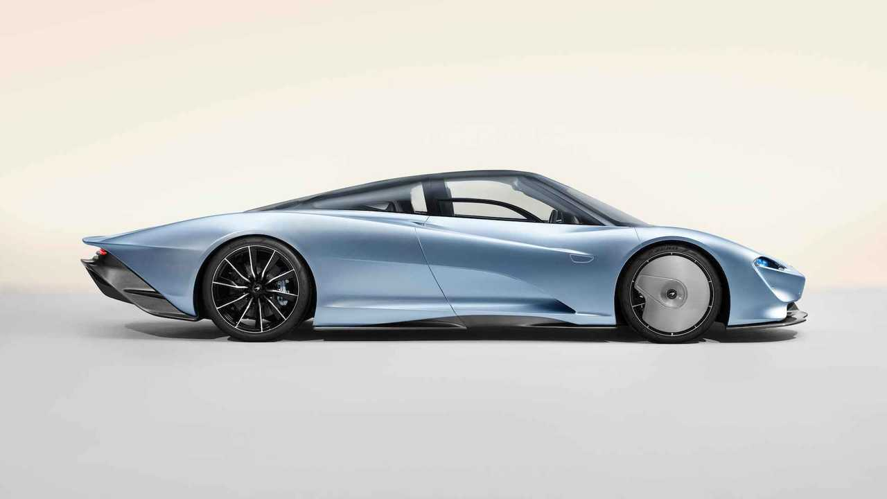McLaren Speedtail - 1.050 CV