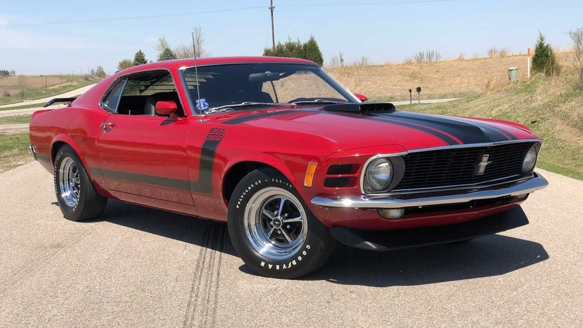 "[""CFS: 1970 Ford Mustang Boss 302""]"
