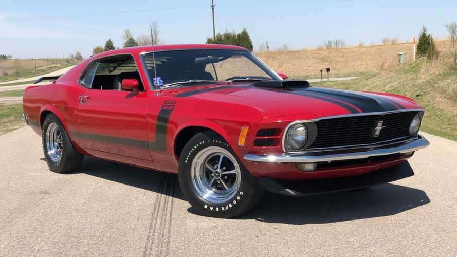 Show Them Who's Boss With This Restored Mustang Boss 302