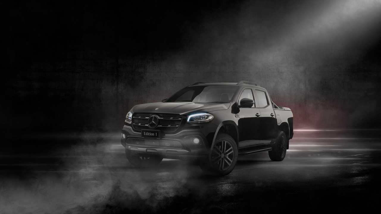 Mercedes X 350 d Edition 1