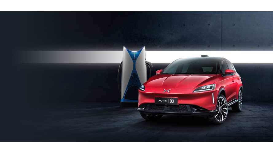 What's New At China's Xpeng Motors? Lots Of EV Happenings