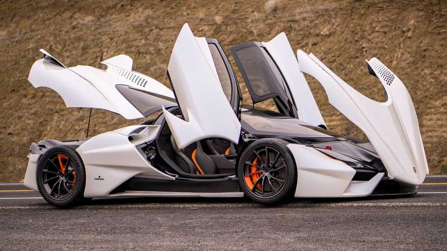 SSC Tuatara enters production; first car to be delivered in Q3