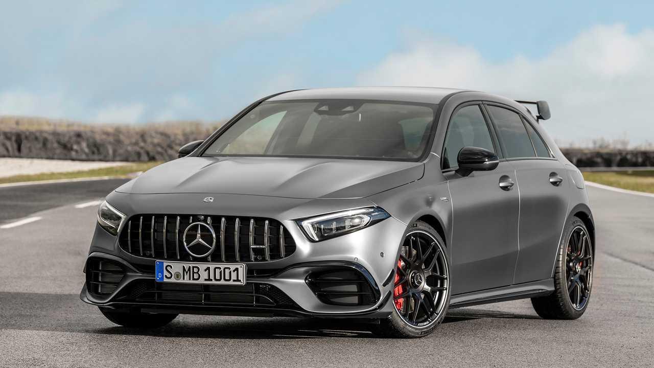 Mercedes-AMG A 45 4MATIC+ (2019)