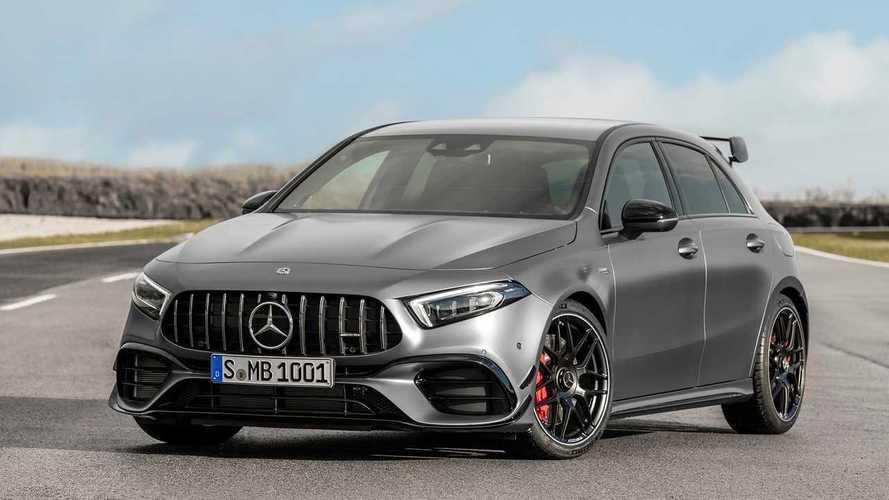 Mercedes-AMG A 45 e CLA 45 2020 estreiam com motor 2.0 turbo de 421 cv