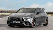 Mercedes-AMG A 45/CLA 45 (2019): Jetzt sind auch die Preise da (Update)