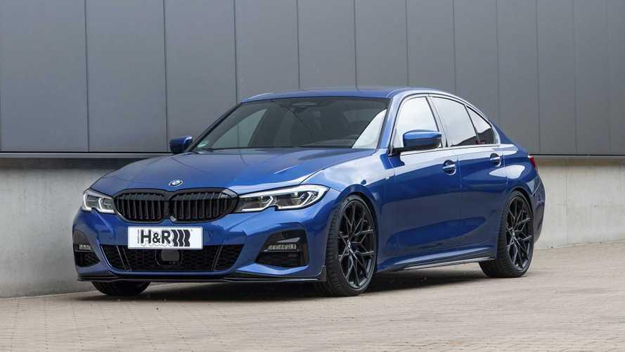 Sportfedern von H&R für den neuen BMW 3er