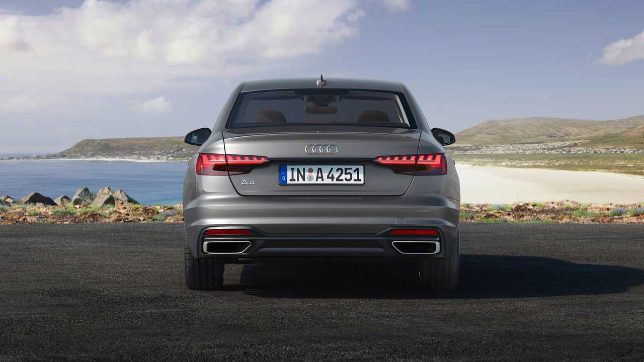 2020 Audi Q4: News, Design, Engines, Release >> 2020 Audi A4 Lineup Debuts With Refreshed Face Hybrid Power