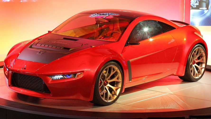 2008 Mitsubishi RA: Concept We Forgot