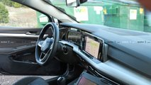 Volkswagen Golf 2020 - Flagra do interior