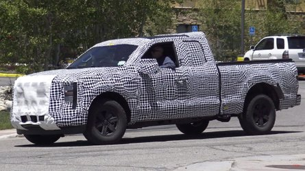 2021 ford f150 spy video