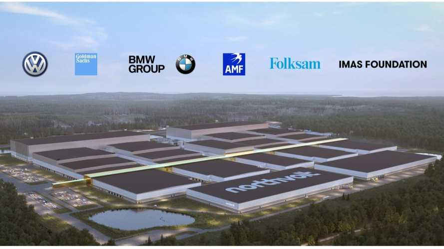 Volkswagen And Northvolt Form Joint Venture For Battery Production