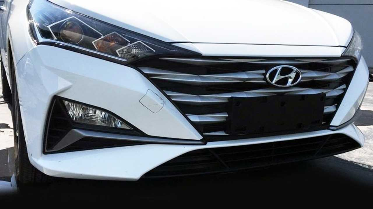 2020 Hyundai Solaris restyle
