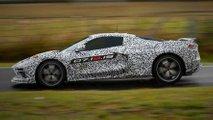 Neue Corvette C8 vor Enthüllung: Sehen Sie sich das Video an