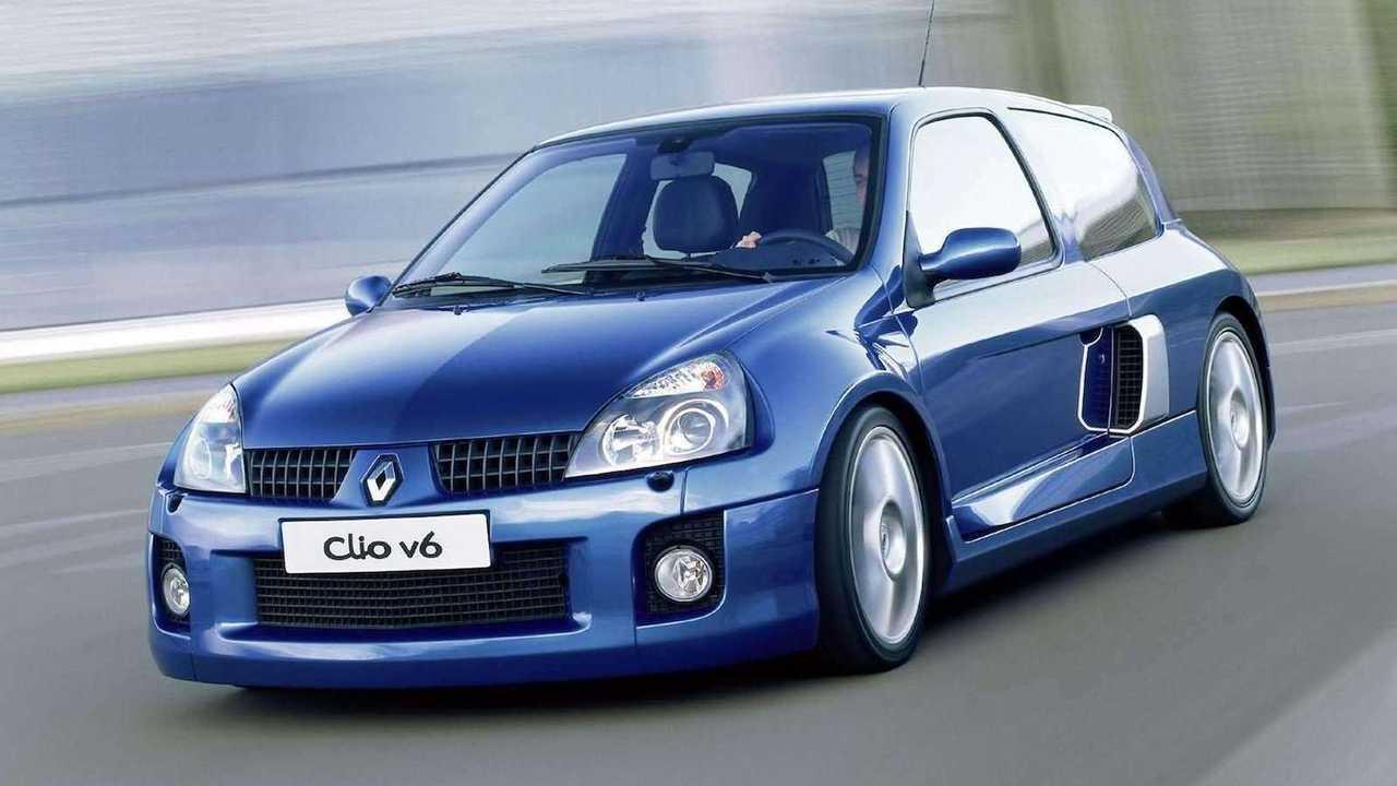 Renault Clio V6 2003: muchas mejoras