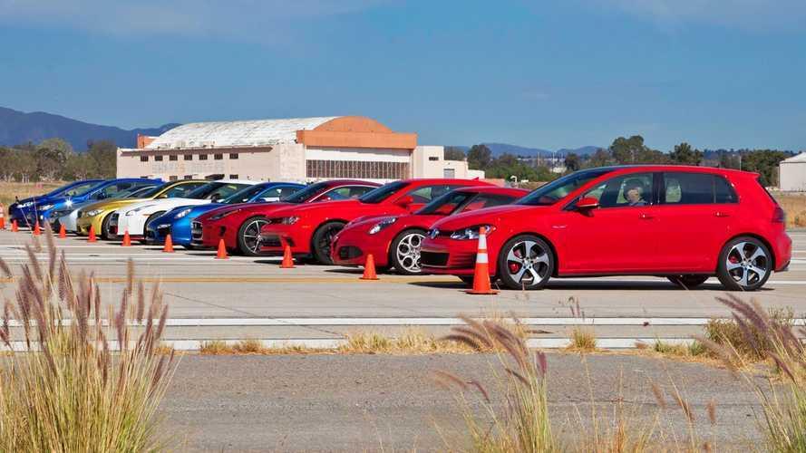 BMW i8 Participates in MotorTrend's