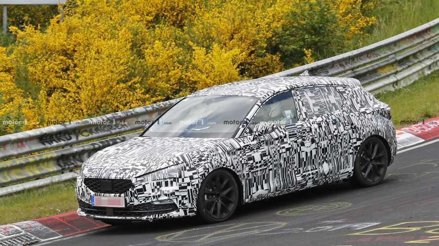 Primer vídeo espía del SEAT León 2019: ¡a tope en Nürburgring!