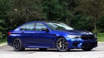 2019 BMW M5 Competition: Pros and Cons