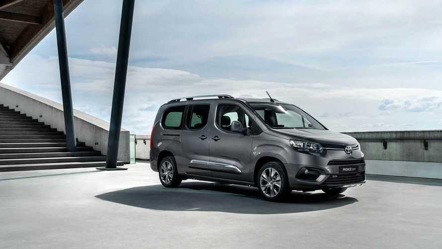 Toyota, hafif ticariler için yeni marka adını duyurdu