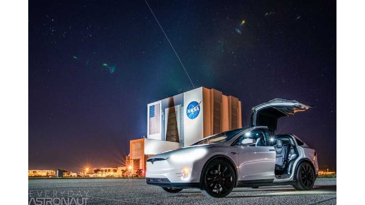 Amazing Tesla Trip: SpaceX Launch, Meeting Of The Minds