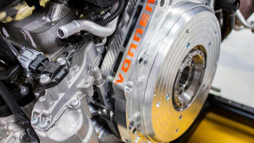 Vonnen Porsche 911 Hybrid