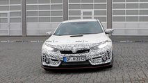 Honda Civic Type R facelift - Flagra