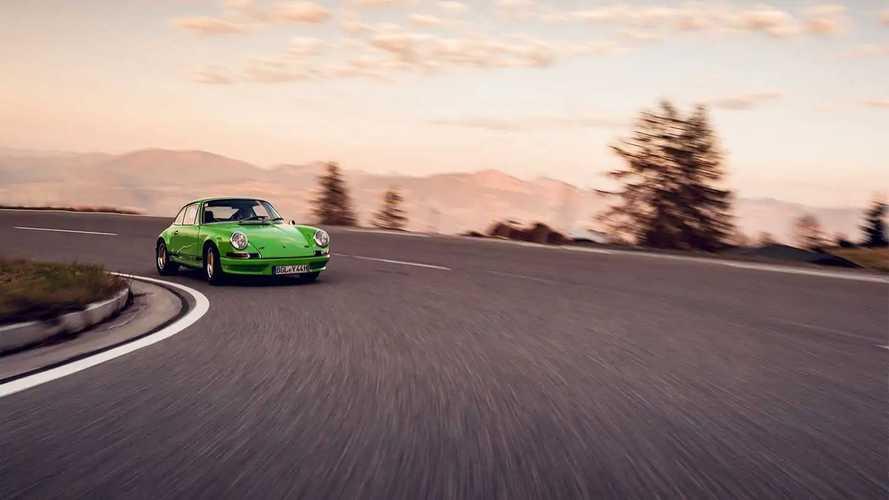 Manfred Huber's Porsche 911