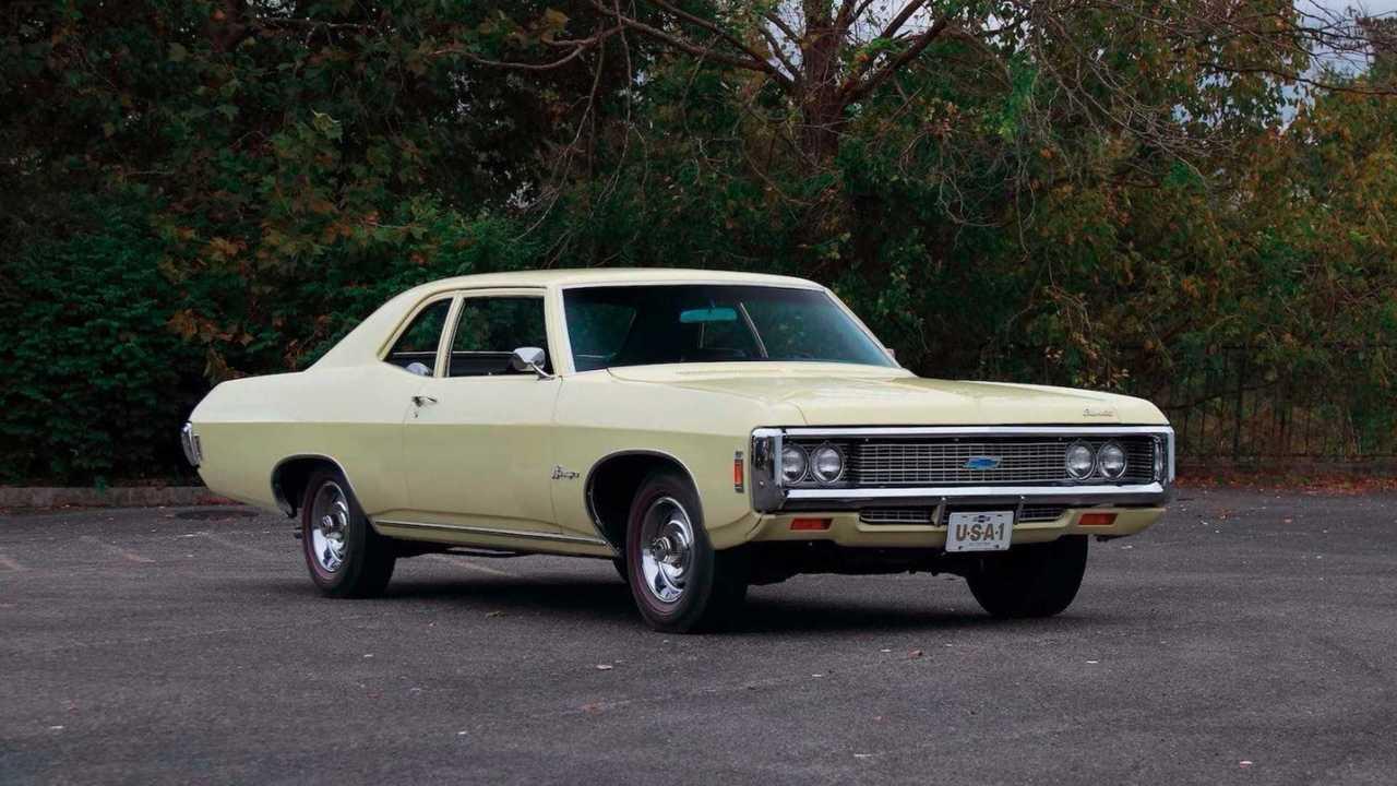 Kelebihan Chevrolet 1969 Perbandingan Harga