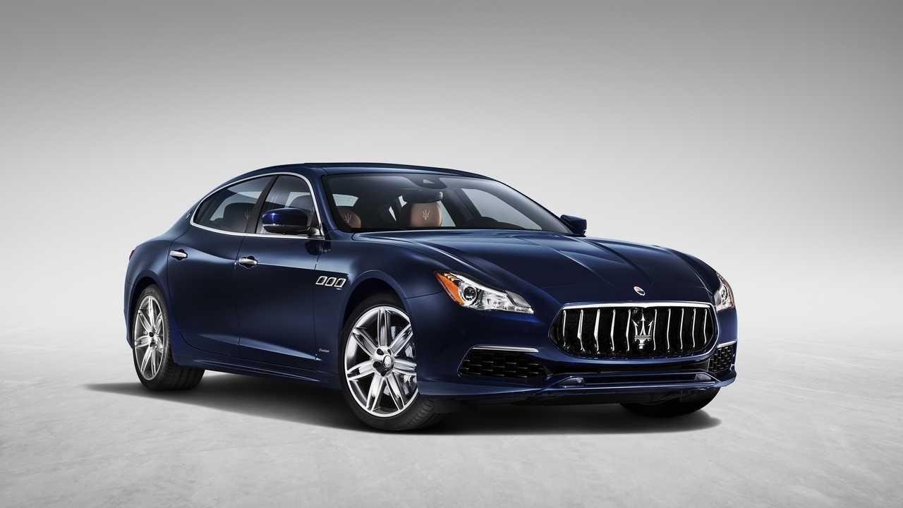 10. Maserati Quattroporte – 69.8 days on market
