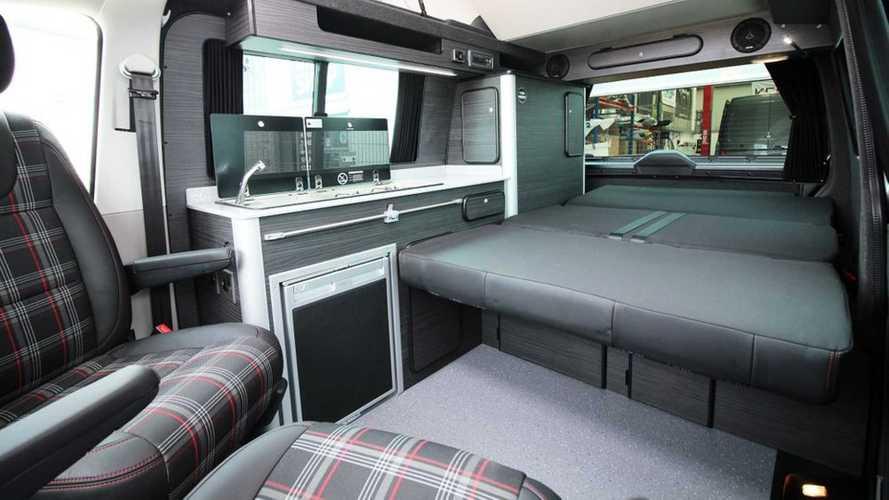 VW Transporter T6 Edition Camper - Vanworx