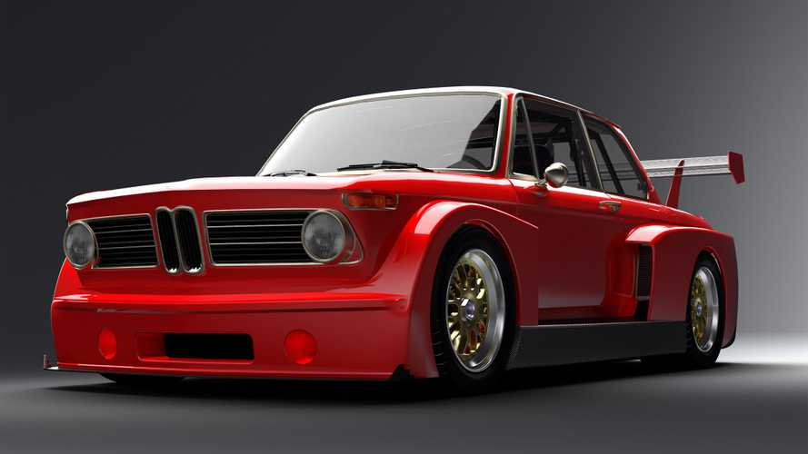 Transformez votre BMW 2002 en véritable sportive grâce à Gruppe5