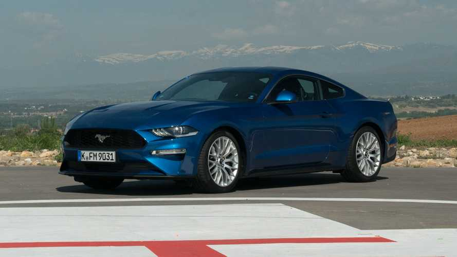 Ford Mustang Fastback 2.3 Ecoboost im Test (2018)