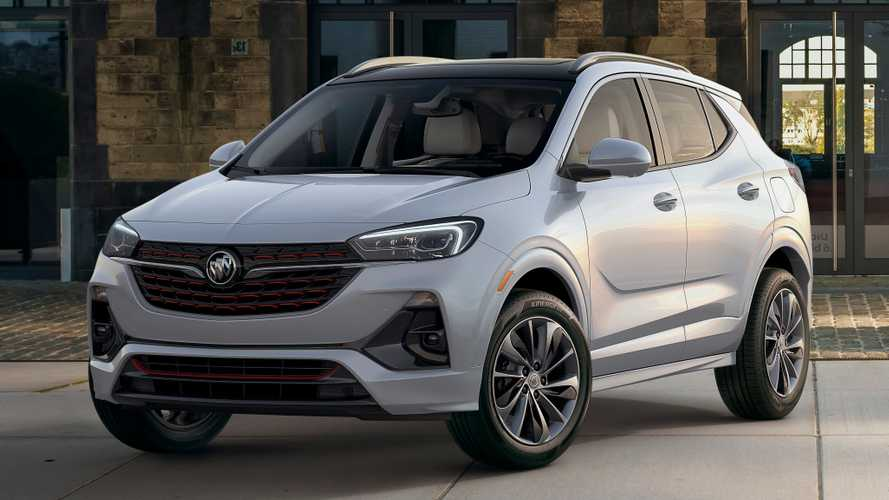 2020 Buick Encore GX Full Pricing Announced, Starts At $25,095