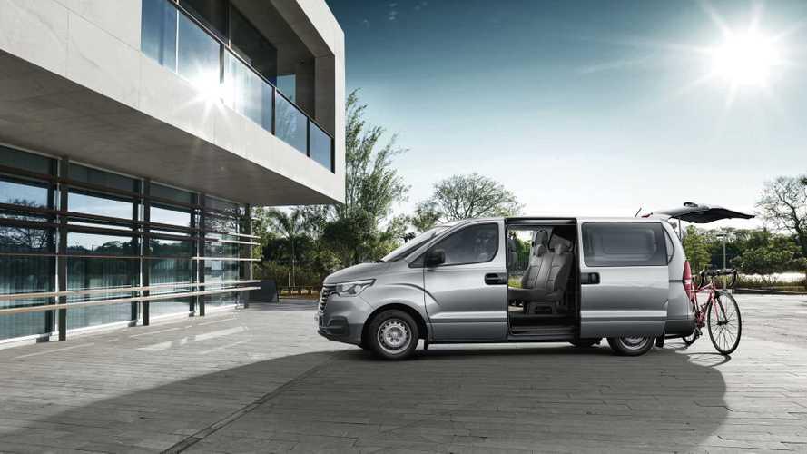 Hyundai H-1 Facelift (2019): Das Auto für Leute mit Platzbedarf