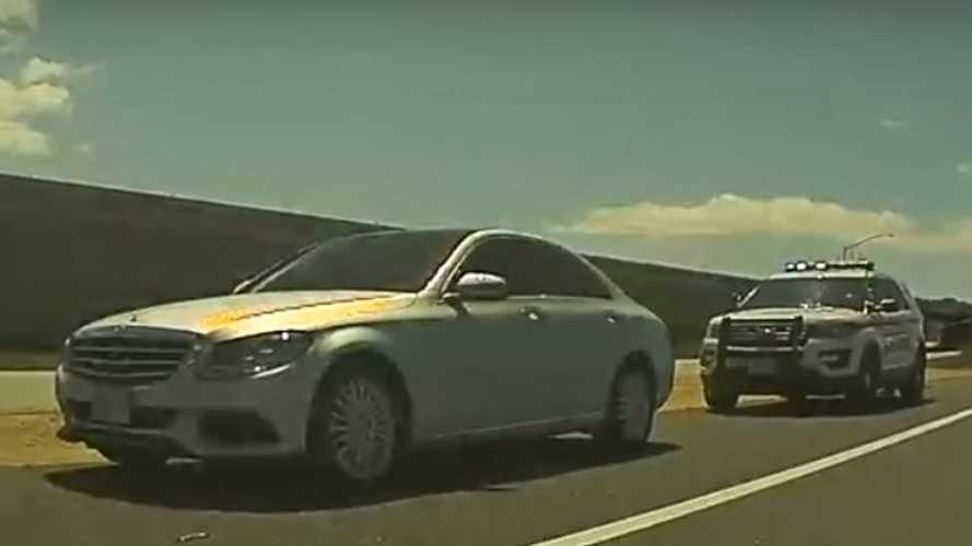 Instant Karma Caught On Teslacam? Or 2 Aggressive Drivers At Fault?