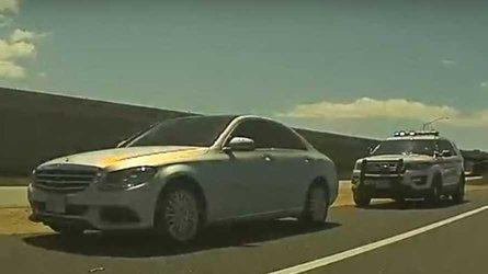 Tesla Dash Cam (TeslaCam) Captures Ridiculous Reckless