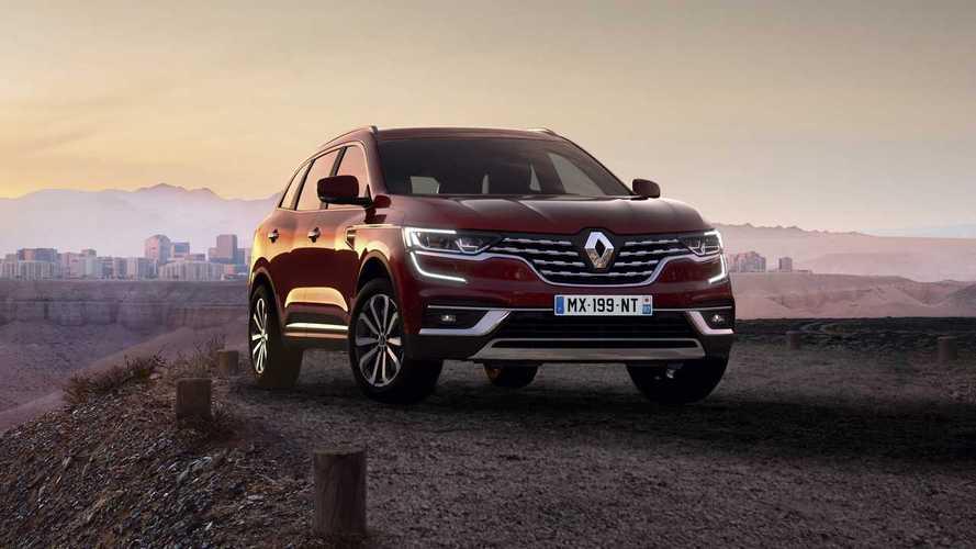 Renault annonce les prix du Koleos restylé