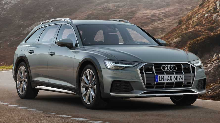 2020 Audi A6 Allroad revealed