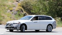 Refreshed BMW 5 Series Photos