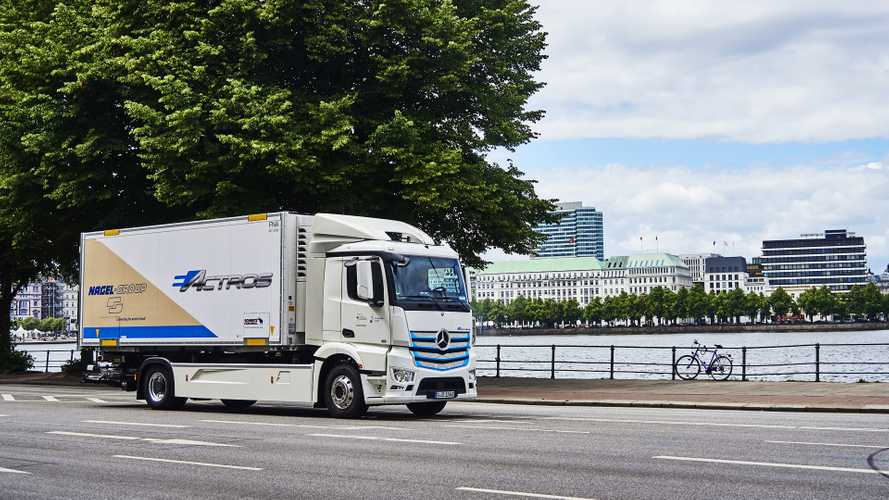 L'Innovation Fleet cresce ancora. Anche Nagel-Group prova l'eActros