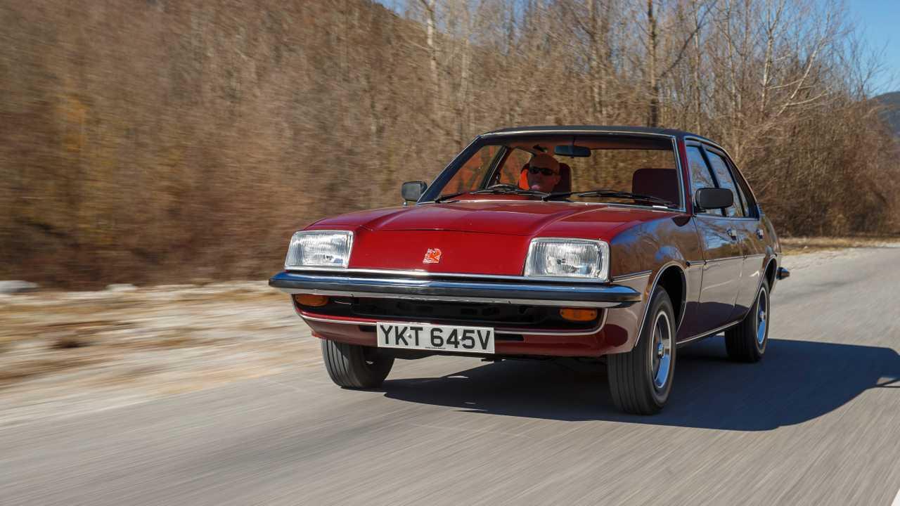 Vauxhall Cavalier Mk1