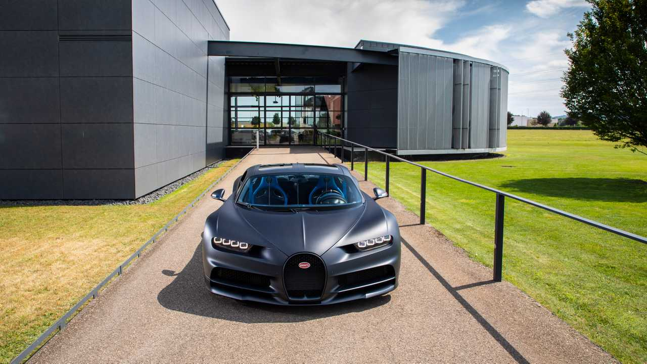 Bugatti Says Extreme Chiron Able To Hit 310 MPH Is A 'Possibility'