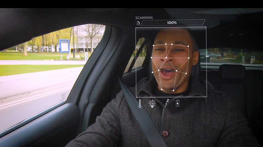 Jaguar Land Rover will Gemütslage des Fahrers per Kamera erkennen