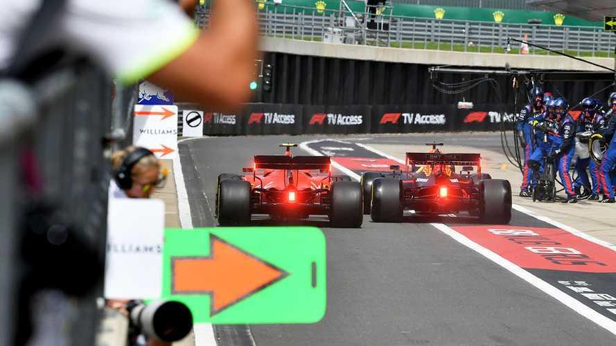 Unsafe Release F1, la FIA accetta la proposta di penalità sul tempo