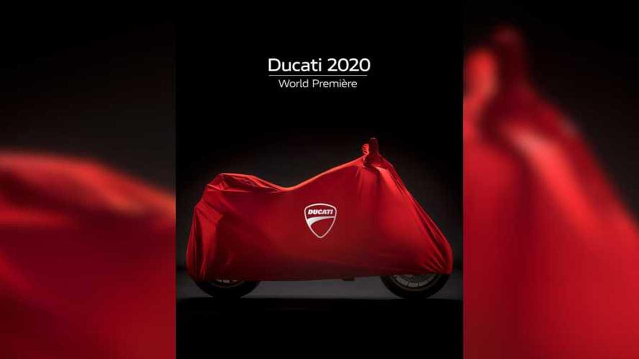 Ducati World Premiere 2020 Teaser