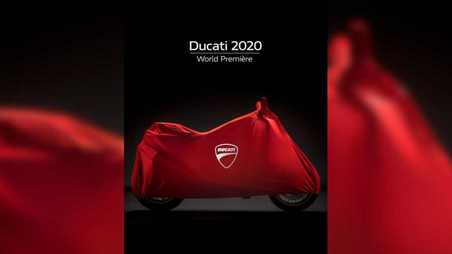 Ducati 2020 Model Lineup Announcement Is Coming